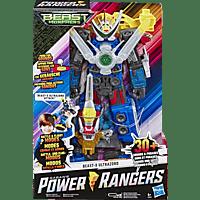 POWER RANGERS Beast Morphers Beast-X Ultrazord Spielset, Mehrfarbig