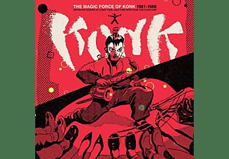 Konk - The Magic Force Of KONK 1981-88 (Coloured 3LP+MP3)  - (LP + Download)