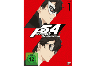 PERSONA5 the Animation Vol. 1 DVD