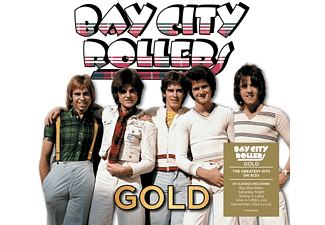 Bay City Rollers - GOLD - (CD)