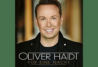 Oliver Haidt - Für Eine Nacht  - (CD)