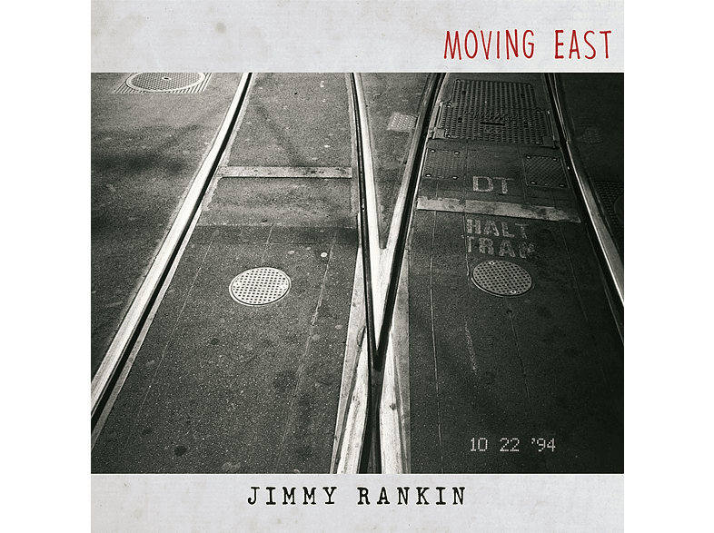 Jimmy Rankin - Moving East (LP) [Vinyl]