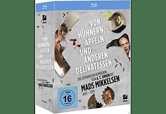 VON HÜHNERN ÄPFELN U ANDEREN DELIKATESSEN (JUMBO Blu-ray