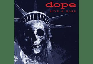 D.O.P.E. - LIVE & RARE  - (Vinyl)