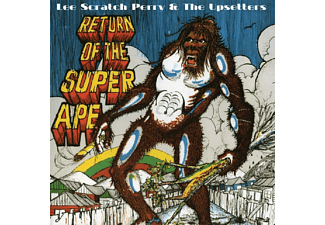 "Upsetters, The / Perry, Lee ""Scratch"" - RETURN OF THE SUPER APE  - (Vinyl)"