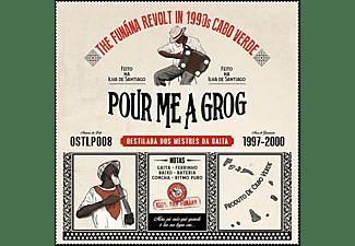 VARIOUS - POUR ME A GROG  - (CD)
