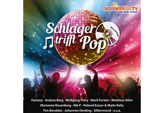 VARIOUS - Schlager trifft Pop  - (CD)