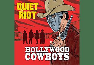Quiet Riot - HOLLYWOOD COWBOYS  - (CD)