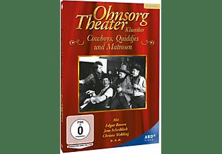 Ohnsorg-Theater Klassiker: Cowboys, Quiddjes und Matrosen DVD