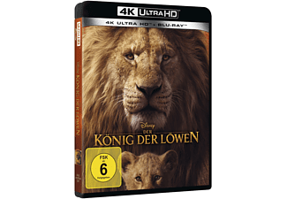 Der König der Löwen 4K Ultra HD Blu-ray + Blu-ray