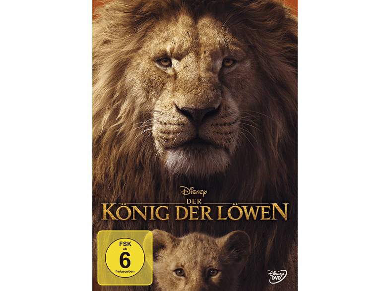 Der König der Löwen [DVD]