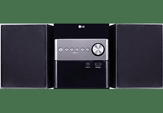 LG CM1560DAB Micro-Hifi Anlage (Schwarz)