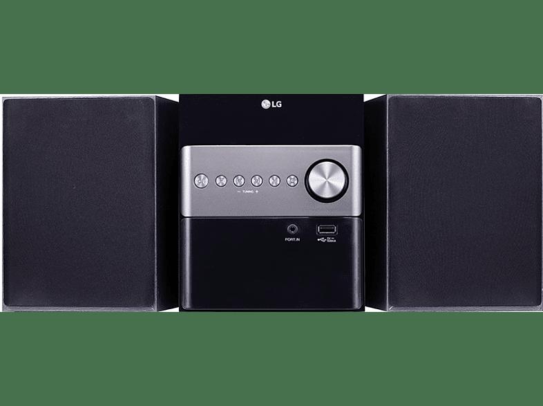 LG CM1560DAB Micro-Hifi Anlage