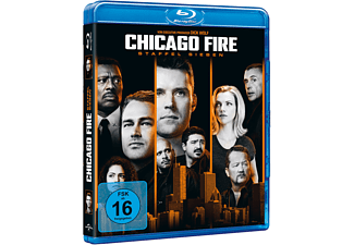 Chicago Fire-Staffel 7 Blu-ray