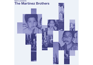 VARIOUS - Fabric Presents: The Martinez Brothers  - (CD)