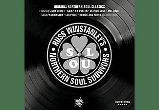 VARIOUS - Northern Soul Survivors  - (Vinyl)