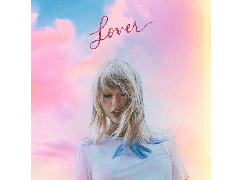 Taylor Swift - Lover (Deluxe Album Version 3) [CD]