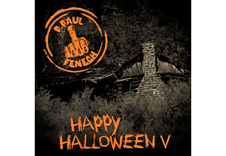 P.PAUL Fenech - Happy Halloween V  - (CD)