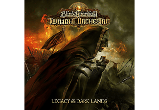 Blind Guardian Twilight Orchestra - Legacy of the Dark Lands (Earbook)  - (CD + Buch)
