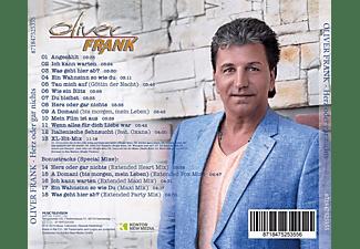 Oliver Frank - Herz Oder Gar Nichts  - (CD)