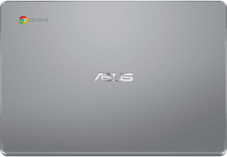 ASUS ASUS Chromebook C223NA (C223NA-GJ0049), Chromebook mit 11,6 Zoll Display, Intel® Celeron® Prozessor, 4 GB RAM, Intel HD Graphics 500, Grey