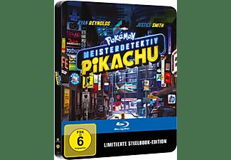 Pokémon Meisterdetektiv Pikachu (Steel Edition) Blu-ray
