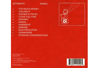 Automatic - Signal  - (CD)