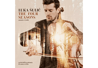 Luka Sulic, Archi Dell'accademia Di Santa Cecilia - VIVALDI: THE FOUR SEASONS - (CD)