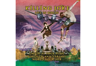 Killing Joke - LIVE IN BERLIN -SLIPCASE- - (CD)