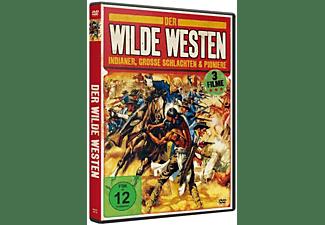 Der Wilde Westen: Indianer,große Schlachten DVD