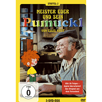 Meister Eder Und Sein Pumuckl-Staffel 2 (HD) [DVD]