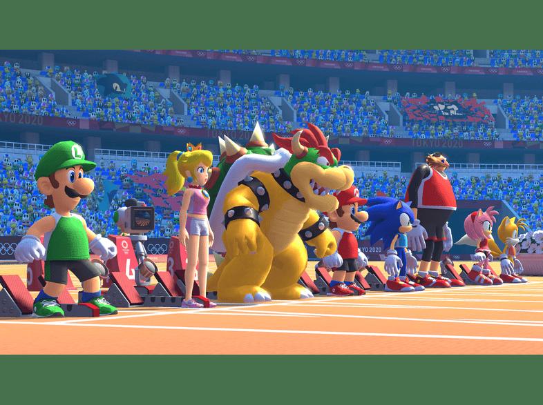 Nintendo Switch Mario Sonic Bei Den Olympischen Spielen Tokyo 2020 D Kaufen Mediamarkt