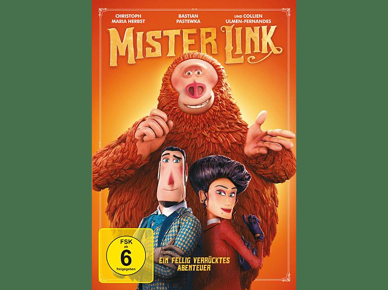 Mister Link - Ein fellig verrücktes Abenteuer [DVD]