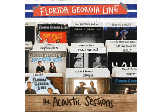 Florida Georgia Line - THE ACOUSTIC SESSIONS - (CD)