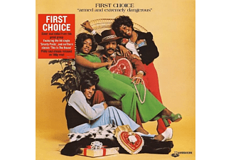 First Choice - ARMED & EXTREMELY.. - (Vinyl)
