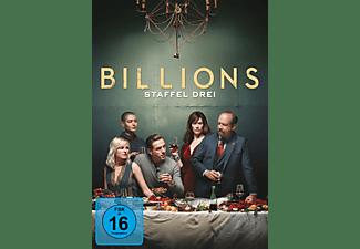 Billions - Staffel 3 DVD