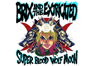 Brix & The Extricated - Super Blood Wolf Moon - (CD)