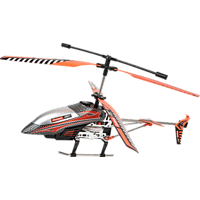 CARRERA RC 2.4GHz Neon Storm RC Helikopter, Mehrfarbig