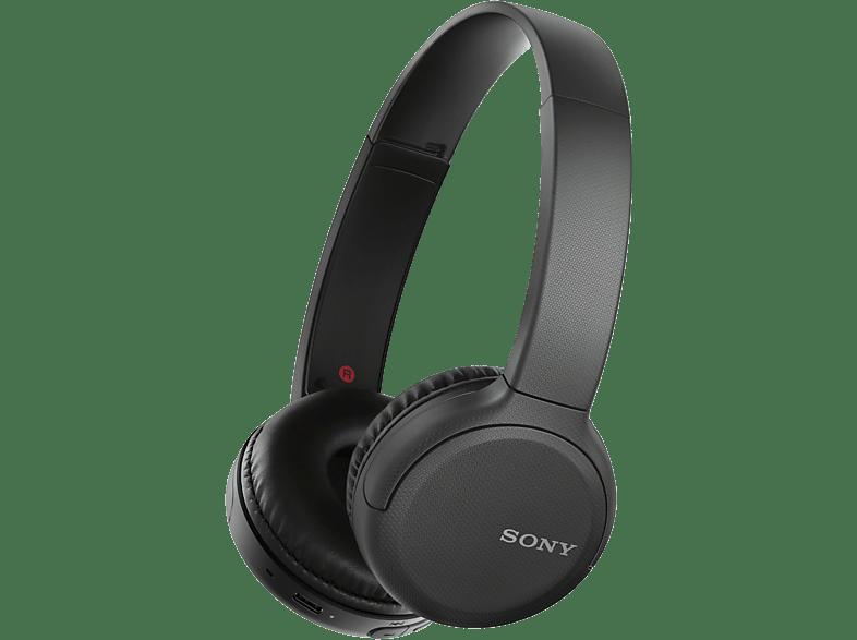 Sony WH-CH510 Bluetooth-Kopfhörer (On-ear, Schwarz)