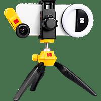 KODAK KPK001 Photography Kit Smartphone-Objektiv-Set Mehrfarbig
