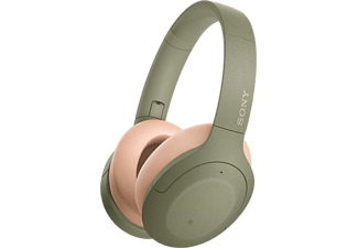 SONY WH-H910N - Cuffie Bluetooth (Over-ear, Verde)