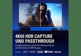 ELGATO GAME CAPTURE 4K60 PRO HDR Game Recorder, Schwarz