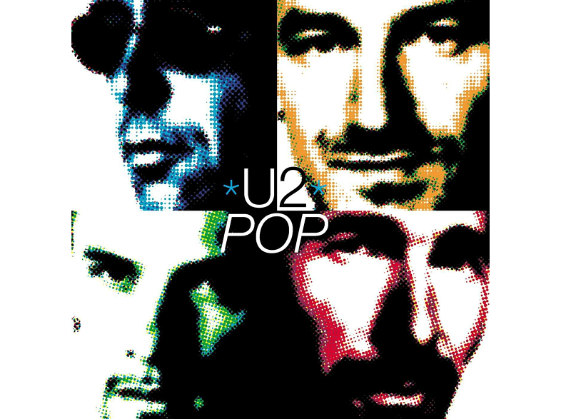 U2 - Pop (Exklusive Edition) [Vinyl]