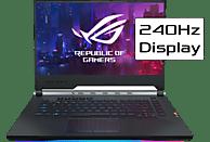 ASUS ROG Strix SCAR III G531GW-AZ062T, Gaming-Notebook mit 15.6 Zoll Display, Core™ i7 Prozessor, 16 GB RAM, 1 TB HDD, 512 GB SSD, GeForce® RTX™ 2070, Schwarz