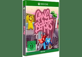 Gang Beasts - [Xbox One]