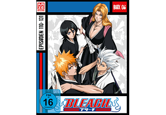Bleach - die TV-Serie - Box 6 - Ep. 110-131 Blu-ray