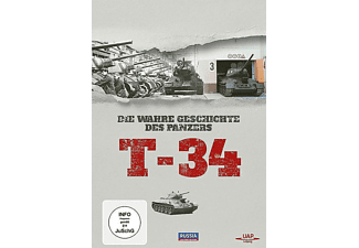 T-34 - Die wahre Geschichte des Panzers T-34 DVD