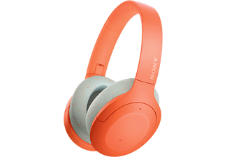 SONY WH-H910N - Cuffie Bluetooth (Over-ear, Arrancione)