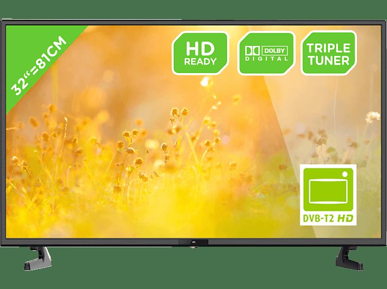 TV OK HD-ready 32 inch ODL 32653HS-TB
