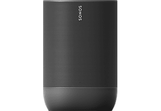 SONOS Draagbare smart multiroom speaker Wi-Fi Move Zwart